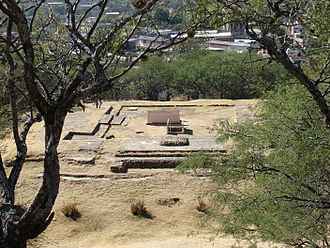 Zaachila - Archaeological Zone of Zaachila