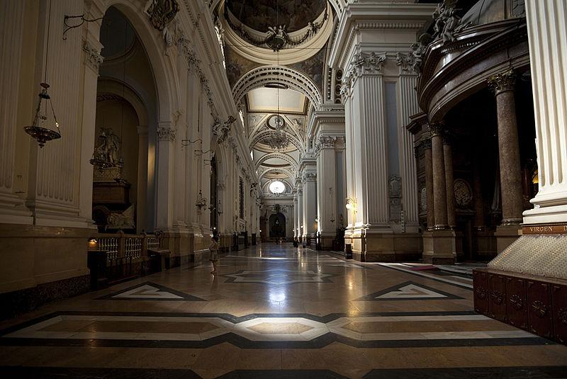 basilica-del-pilar-interior