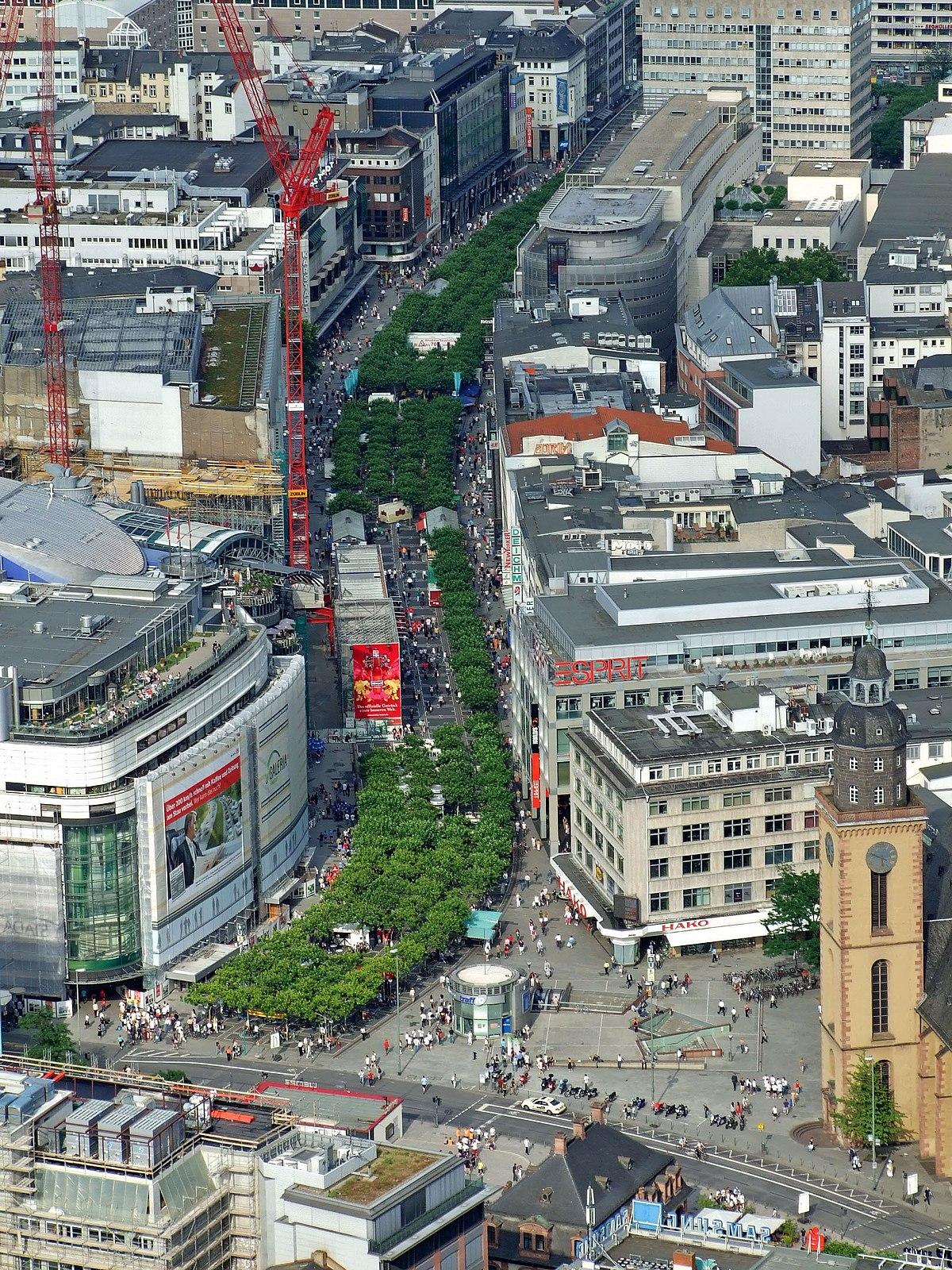 Hotel Zeil Frankfurt Tripadvisor