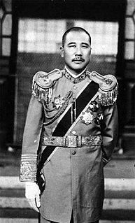 Zhang Zongchang 20th-century Chinese warlord