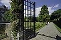 Zicht op het park, gezien vanaf het toegangshek - Laag-Caestert - 20406708 - RCE.jpg
