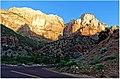 Zion, First Light at Canyon Junction 4-30-14zp (14259249073).jpg