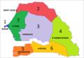 Zones militaires sénégal carte map.png