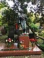 Zoya Kosmodemyanskaya Tomb 20160930.jpg