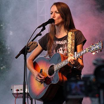 Slovak singer Zuzana Smatanová