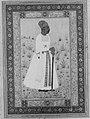 """Portrait of Jadun Rai Deccani"", Folio from the Shah Jahan Album MET 159440.jpg"
