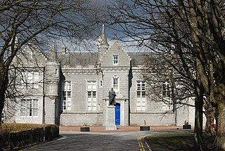 Aberdeen Grammar School Secondary school in Aberdeen, Scotland