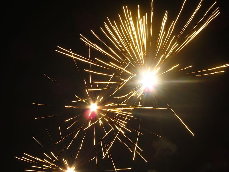 """File:"""" 12 - ITALY - fuochi d'artificio a Padova ( fireworks Padua ) Prà della Valle 2.jpg"""