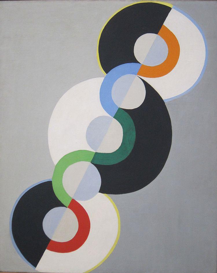 File:'Endless Rhythm' by Robert Delaunay, Tate Modern.JPG