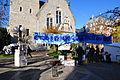 'Occupy Stauffacher' (Paradeplatz) - Aussersihl - Kirche St. Jakob - Stauffacher 2011-11-17 12-55-08 ShiftN.jpg