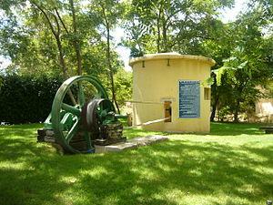 Kfar Malal - Historic well of Kfar Malal