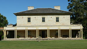 Morpeth, New South Wales - Closebourne (formerly St John's Theological College)