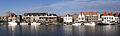(Haarlem)The houses along the Spaarne River, Netherlands.jpg