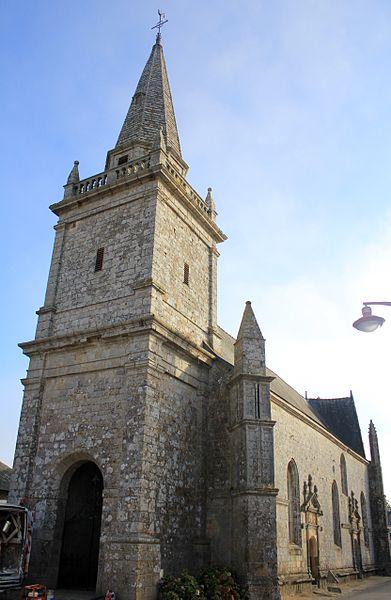Église Notre-Dame-de-la-Fosse: vue générale