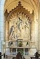 Église Notre-Dame de la Dalbade Notre Dame du Mont Carmel par Henri Maurette 1891.jpg