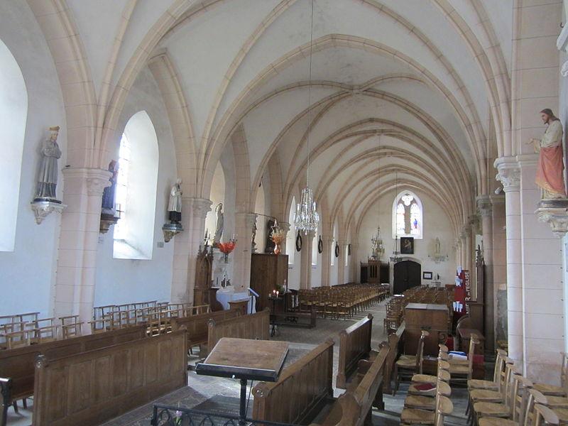 Église Saint-Samson de fr:Geffosses