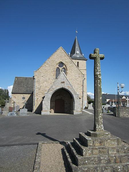 Saint-Senier-sous-Avranches, Manche