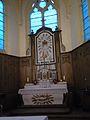 Église Sainte-Marguerite de Lormaison autel 1.JPG