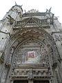 Église de chaumont en vexin portail 2.JPG