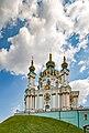 Андріївська церква DSC 5122 Андріївський узвіз, 23.jpg