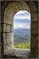 Вид на горы с башни на Большом Ахуне - panoramio.jpg