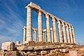 Греция. Сунион. Храм Посейдона.jpg