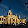 Ж-д вокзал в г. Петрозаводск - Railway station in Petroskoi - panoramio.jpg