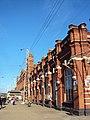 Здание вокзала железнодорожной станции Кавказская 02.JPG