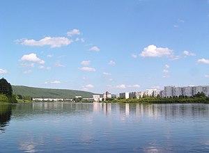 Zelenogorsk, Krasnoyarsk Krai - View of Zelenogorsk