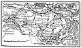 Карта-схема к статье «Ляоян» № 1. Военная энциклопедия Сытина (Санкт-Петербург, 1911-1915) 04.jpg