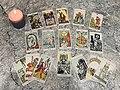 Консультация по картам таро - Tarot cards spread for reading.jpg
