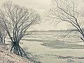Монастырь Юрьев - Мячинские озера.jpg