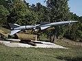 """Ракетна установка """"земя-въздух"""" С-75 Двина, Авиационно-Космически парк 004.JPG"""