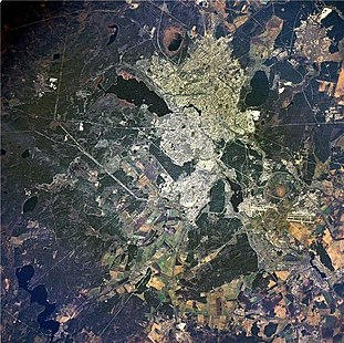 екатеринбург фото с космоса объекта указана