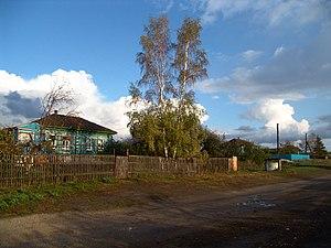 Zherdevsky District - The selo of Sukmanovka in Zherdevsky District