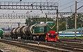ТЭМ2-5140, Россия, Томская область, станция Томск-II (Trainpix 174348).jpg