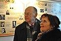 Тернопіль - Відкриття бібліотеки-музею «Літературне Тернопілля» - Олег Герман і Марія Баліцька - 12124226.jpg