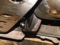 Трансмиссионный тормоз автомобиля ГАЗ-69.JPG