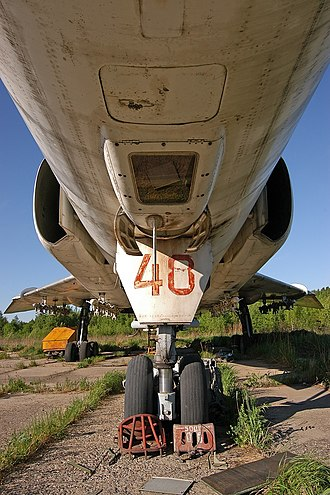 Tupolev Tu-22M - OBP-15T Targeting bombsight