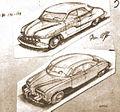 Улучшение кузова автомобиля Победа Проектные и макетные работы. НАМИ. Отчет по теме. 1948 г..jpg