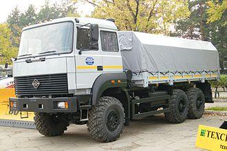 Ural-4320 - Ural-4320-5557