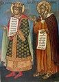 Царь Соломон и Илия пророк из собрания ДОХМ.jpg