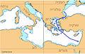 אגיאוס ניקולאוס 2 - מסלול.jpg