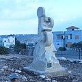 גן הפסלים בכאוכב אבו אל היג'א, ישראל 01.JPG