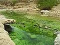 لکی شاہ صدر کے قریب لکی پہاڑوں میں گرم پانی کا چشمہ.jpg