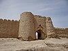 ورودی قلعه رستم