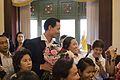 นายกรณ์ จาติกวณิช รัฐมนตรีว่าการกระทรวงการคลัง ชาว fa - Flickr - Abhisit Vejjajiva (1).jpg