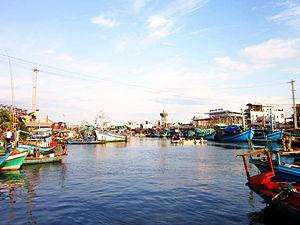 Phú Quốc - In the area of Dương Đông town market