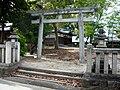 大和郡山市発志院町 八王子神社 Hachiōji-jinja, Hasshiin-chō - panoramio.jpg