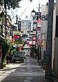 日本、長野県上田市中央3丁目付近の路地 - panoramio.jpg